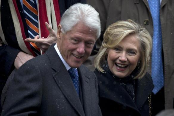 bill-and-hilary-clinton