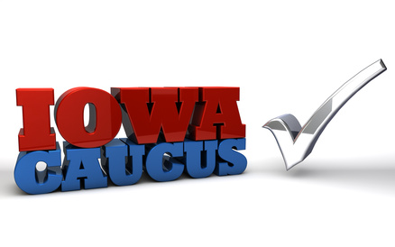 Iowa Caucus Primary Election