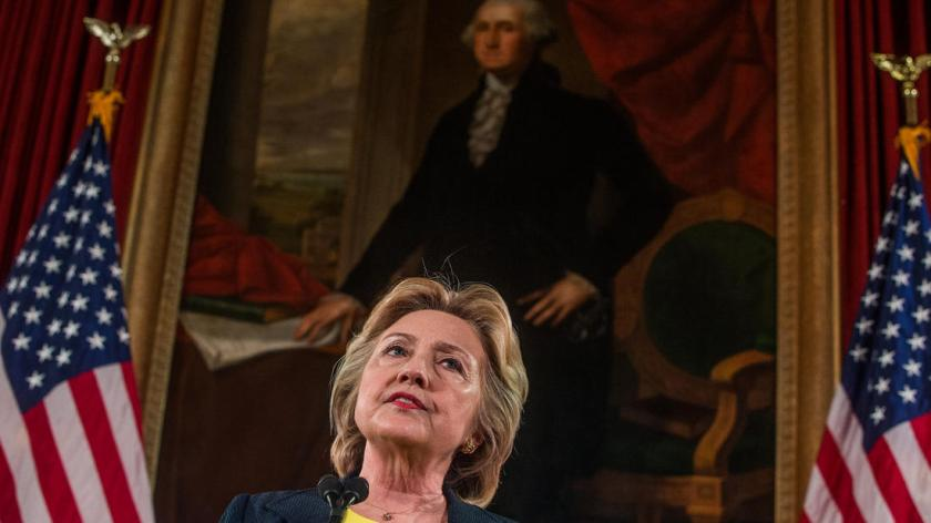 essay about hillary clinton